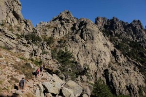 Aiguilles de Bavella & Monte Incudine 14