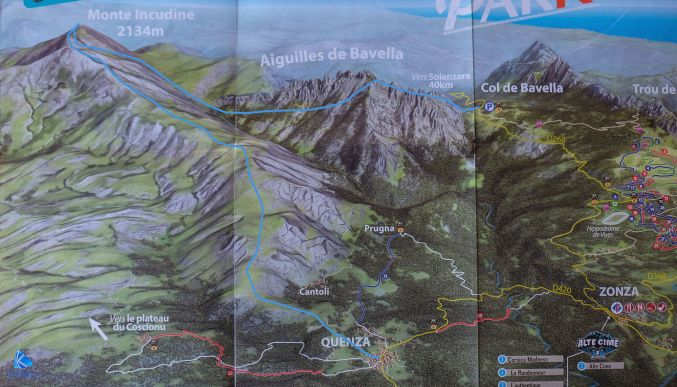 Aiguilles de Bavella & Monte Incudine 4