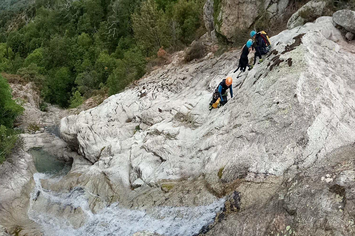 Ruisseau d'Aneddu, Olivese 1
