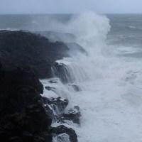 Dumazilé, un cyclone passe au large, La Réunion 7