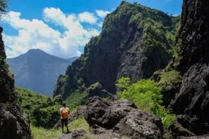 Canalisation des Orangers par le Maïdo, Mafate, La Réunion 27