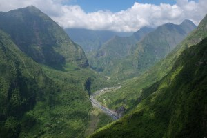 Canalisation des Orangers par le Maïdo, Mafate, La Réunion 48
