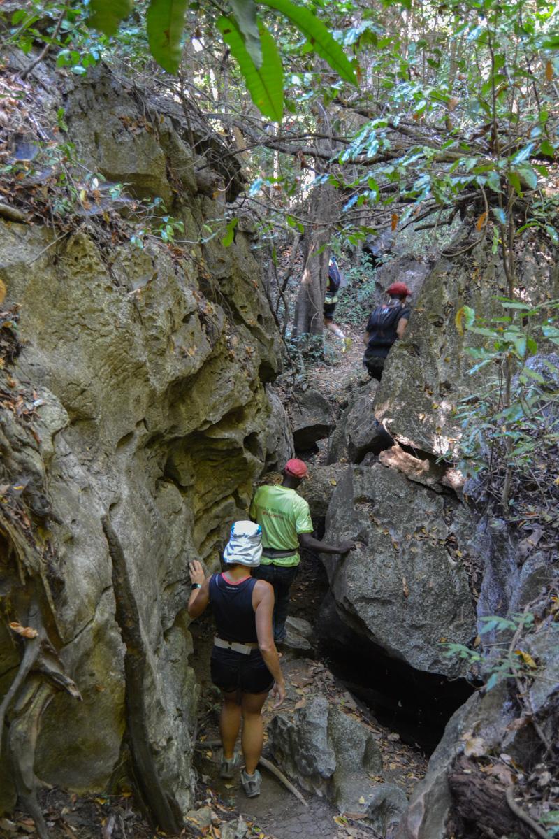 Tsingy de Bemaraha, Bekopaka 18