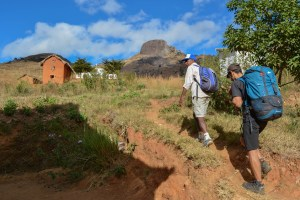 Sur la piste du Tsaranoro, Étape 4 - Vallée du Tsaranoro, Madagascar 21