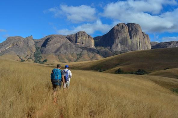 Sur la piste du Tsaranoro, Étape 4 - Vallée du Tsaranoro, Madagascar 1