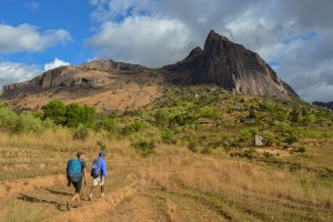 Sur la piste du Tsaranoro, Étape 4 - Vallée du Tsaranoro, Madagascar 54
