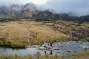Sur la piste du Tsaranoro, Étape 2 - Vallée de Namoly au pied du pic Imarivolanitra, Madagascar 28