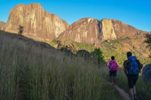 Grand tour du Tsaranoro, Vohitsoaka, Madagascar 2