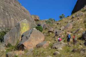 Grand tour du Tsaranoro, Vohitsoaka, Madagascar 17