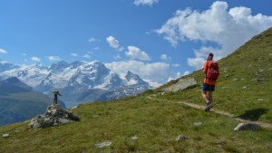 Höhbalmen Trail, Zermatt 16