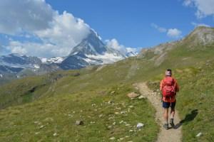Höhbalmen Trail, Zermatt, Valais, Suisse 16