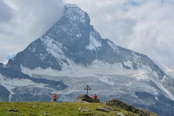 Höhbalmen Trail, Zermatt, Valais, Suisse 1