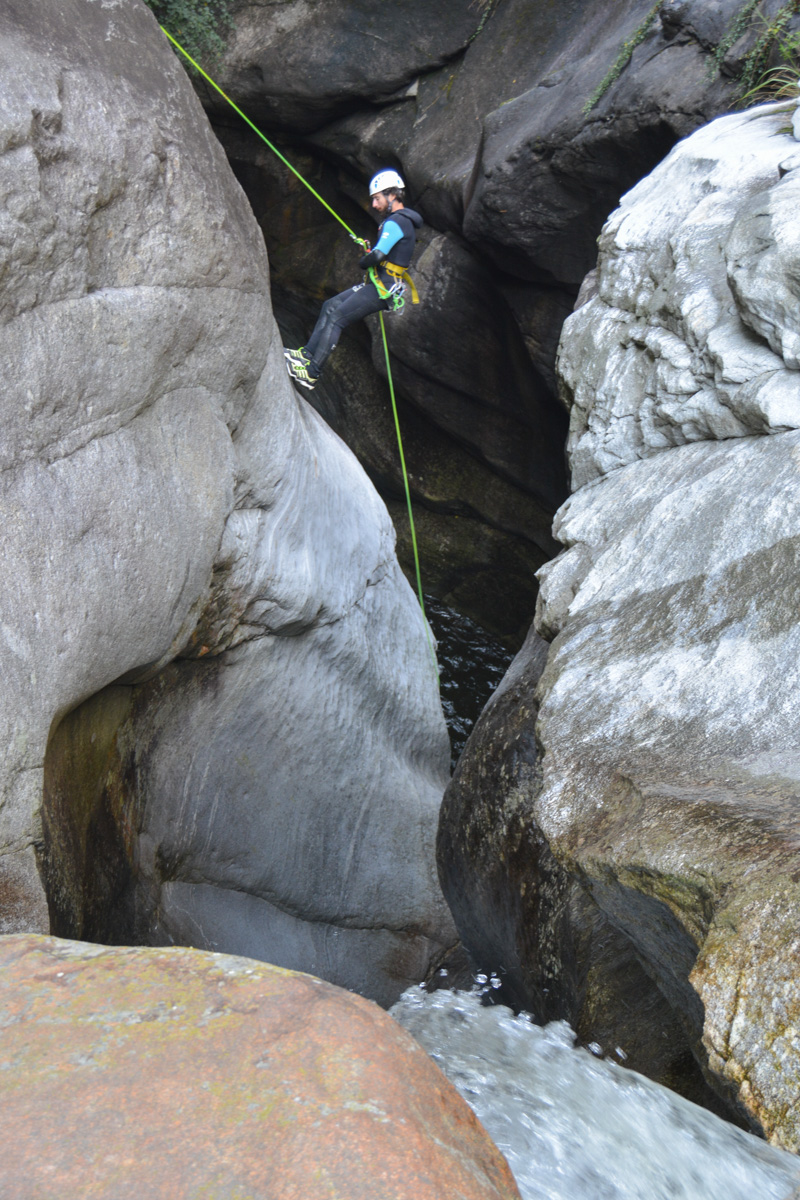 Riale di Nala inferiore, Ticino 7