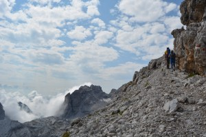 Sentiero Benini, Dolomites 68