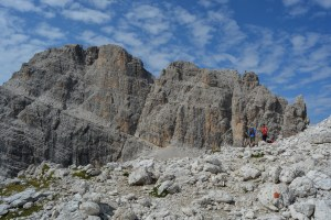 Sentiero Benini, Dolomites 20