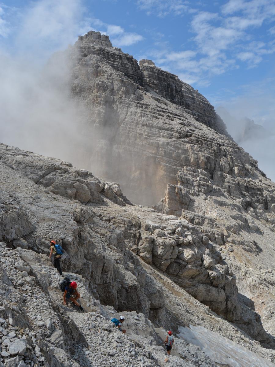 Sentiero Benini, Dolomites 36