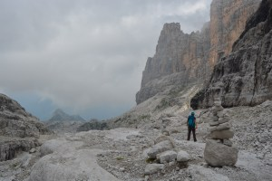 Sentiero Benini, Dolomites 54