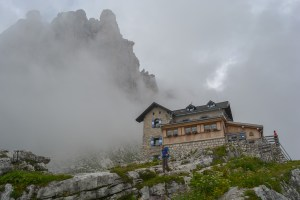 Sentiero Benini, Dolomites 104