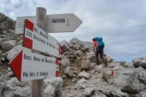 Via delle Bocchette Centrali, Dolomites 15