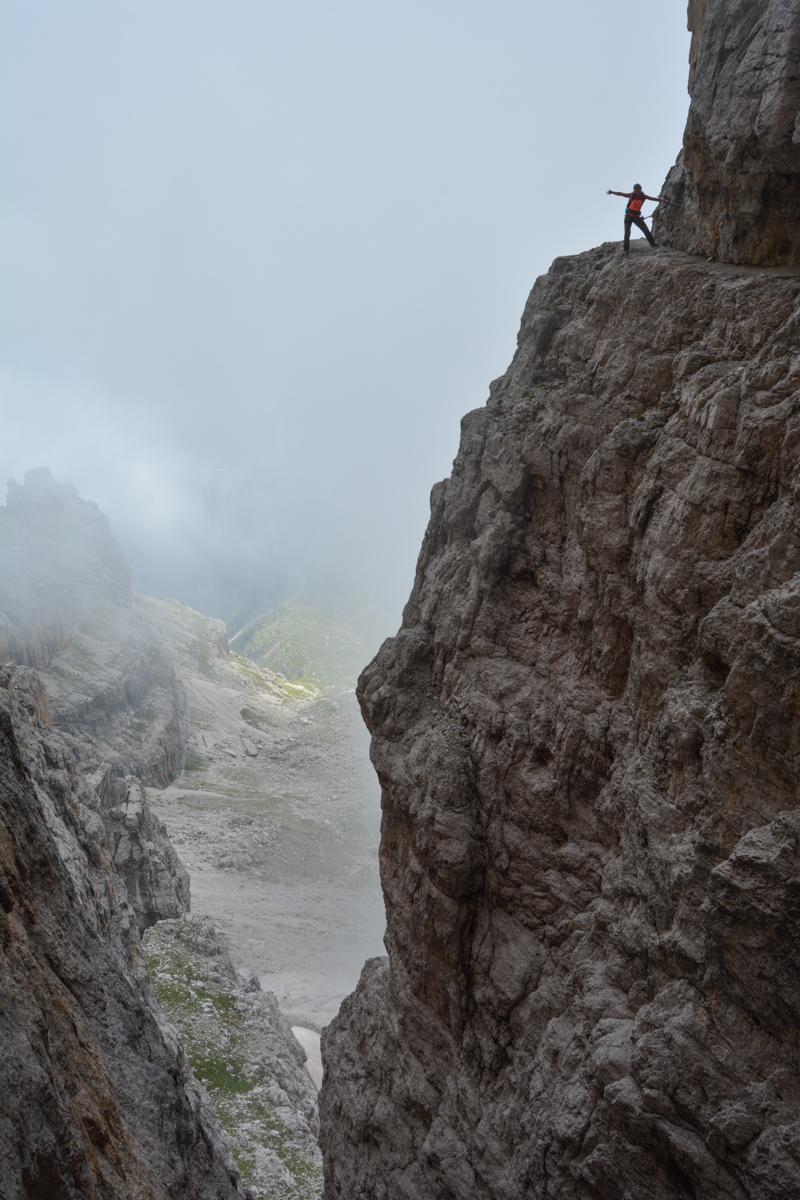 Via delle Bocchette Centrali, Dolomites 34