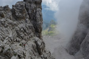 Via delle Bocchette Centrali, Dolomites 31