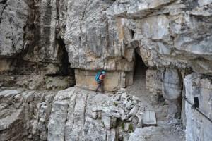 Via delle Bocchette Centrali, Dolomites 16