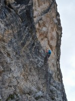 Via delle Bocchette Centrali, Dolomites 62