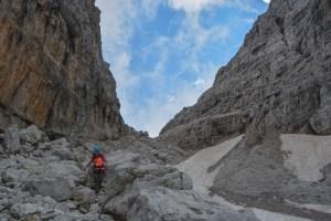 Via delle Bocchette Centrali, Dolomites 64