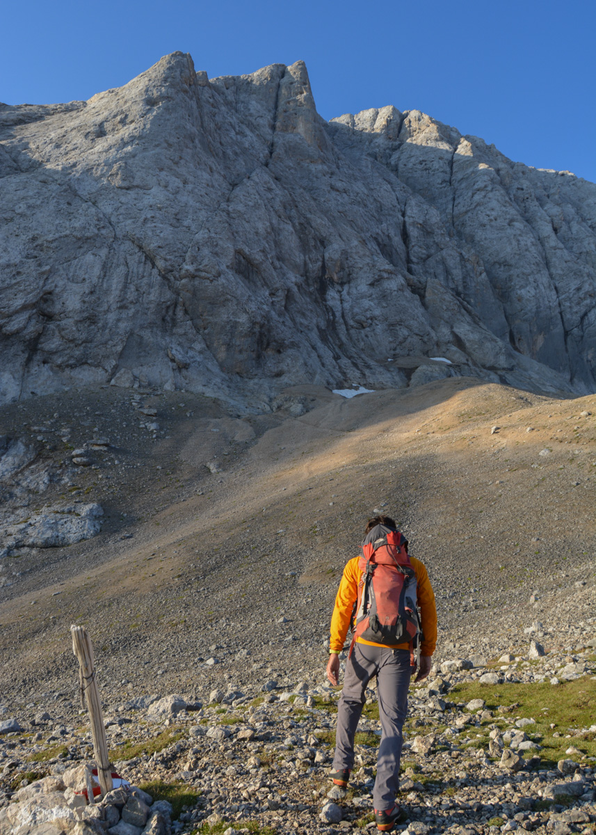 Via Eterna Brigata Cadore, Dolomites 5