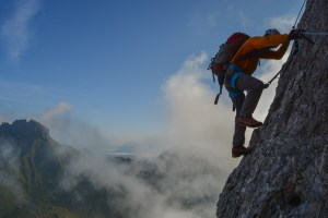 Via Eterna Brigata Cadore, Dolomites 10