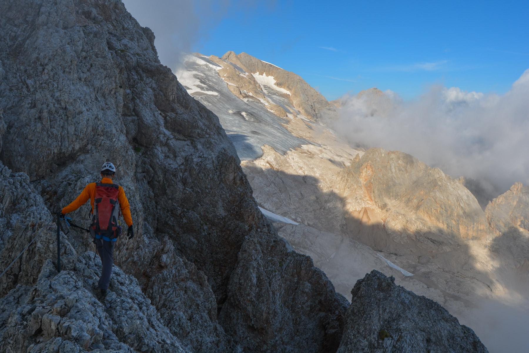 Via Eterna Brigata Cadore, Dolomites 19