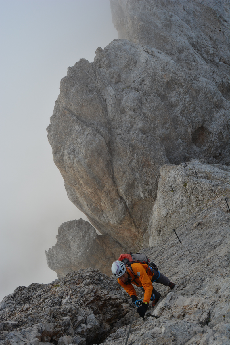 Via Eterna Brigata Cadore, Dolomites 25