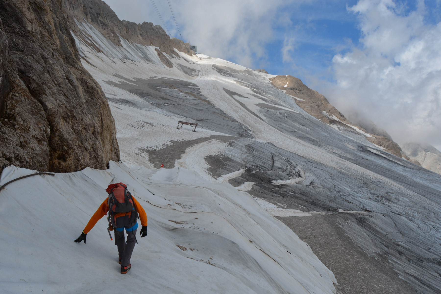 Via Eterna Brigata Cadore, Dolomites 31