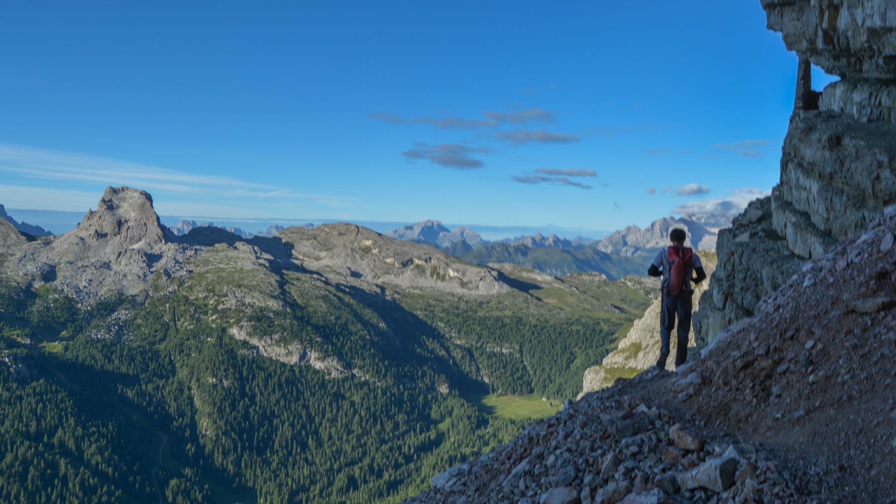 Tofana di Rozes, Dolomites 8