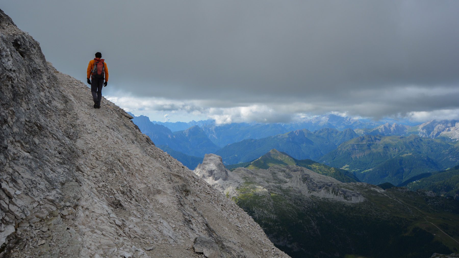 Tofana di Rozes, Dolomites 44