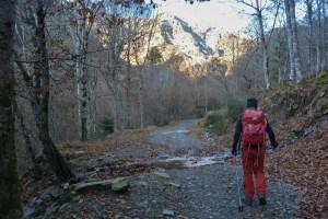 L'étang Bleu, Ariège 7