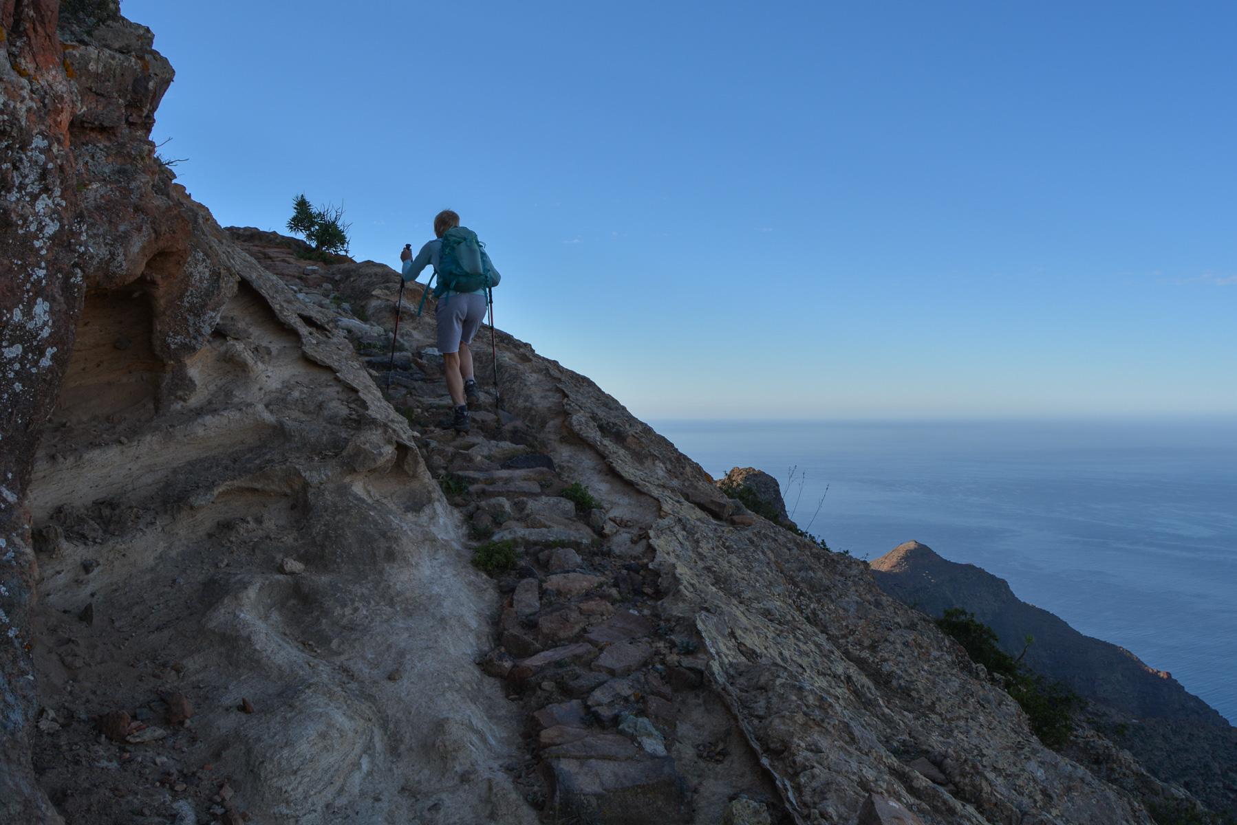 Camino de Güi-Güi, Gran Canaria, Espagne 23
