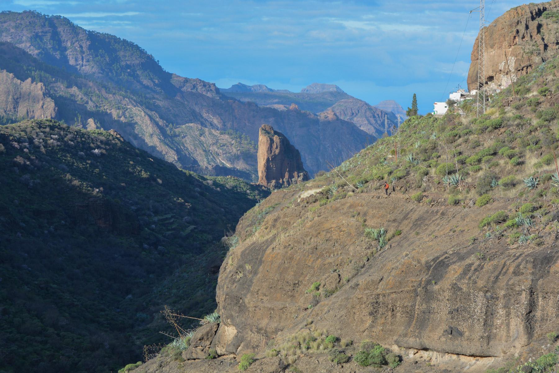 La Cañada de las burras, Gran Canaria, Espagne 10