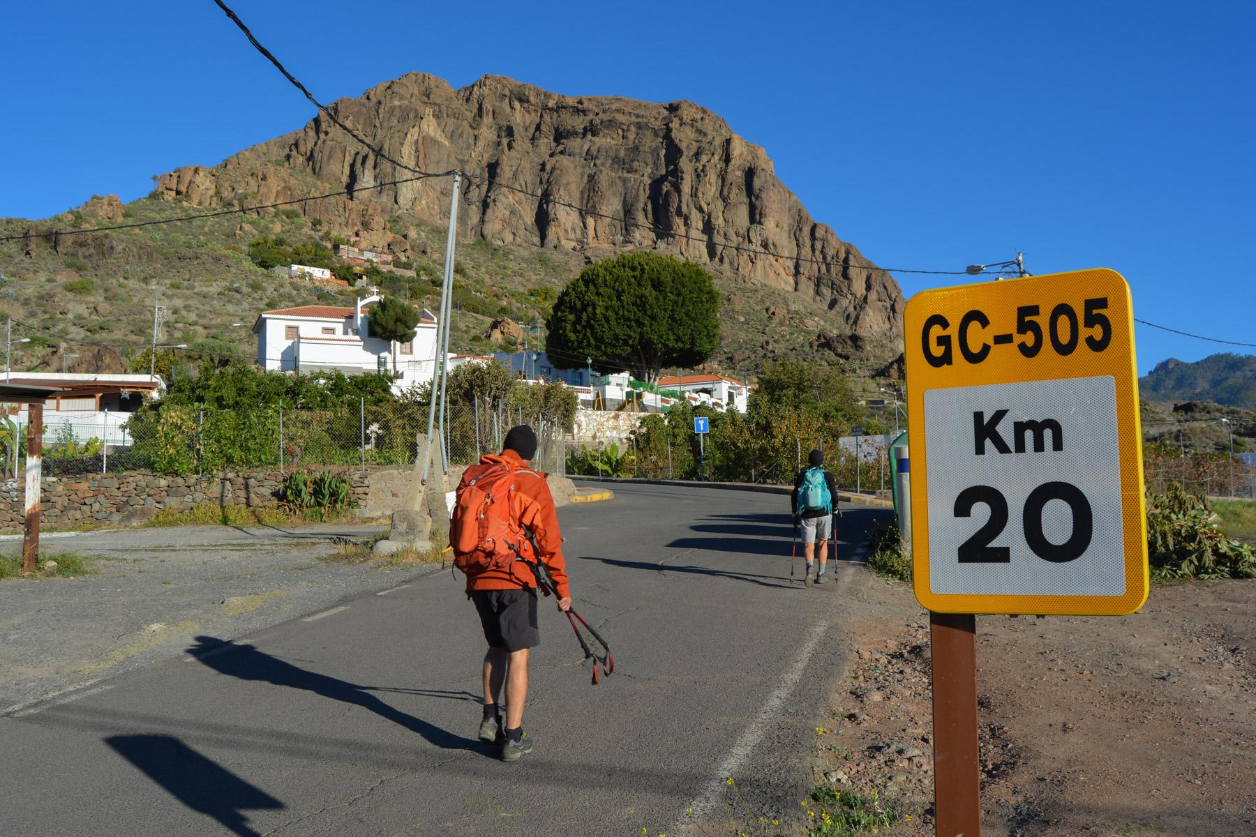 Montaña de Tauro, Gran Canaria, Espagne 5