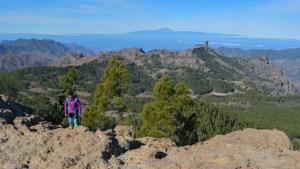 Pico de las Nieves, Gran Canaria 12