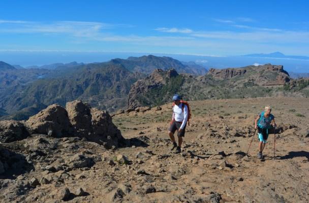 Pico de las Nieves, Gran Canaria 2