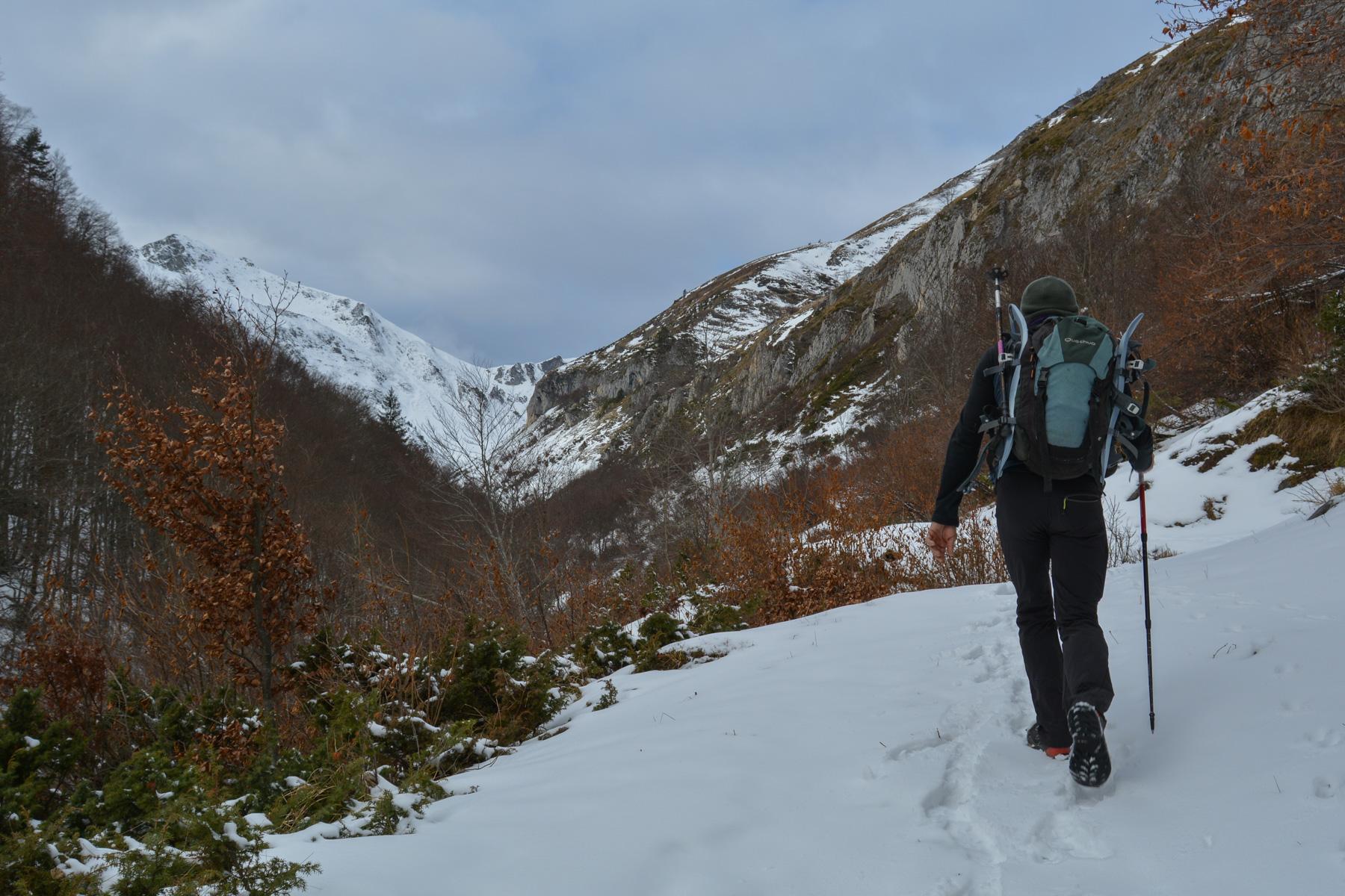 Ariège sous la neige, enfin ! 4