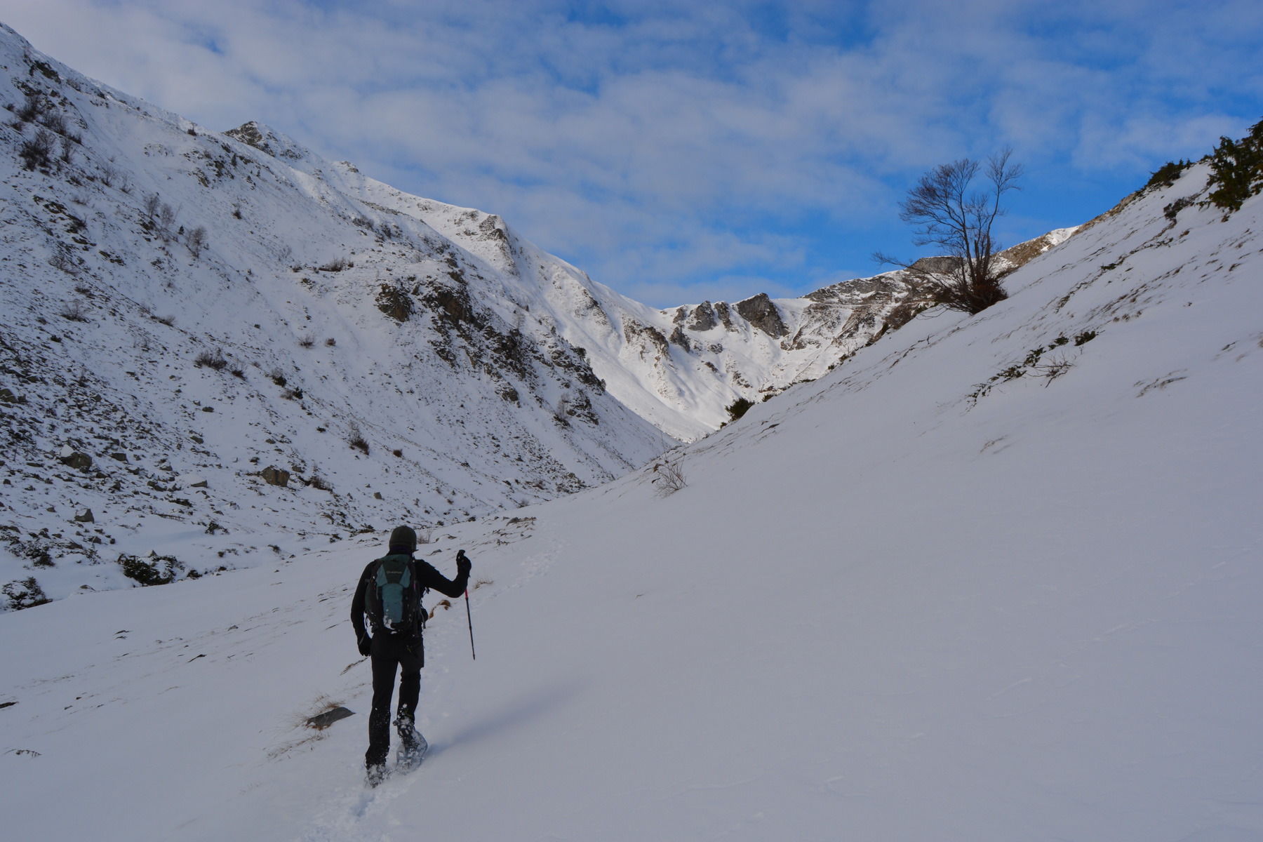 Ariège sous la neige, enfin ! 5