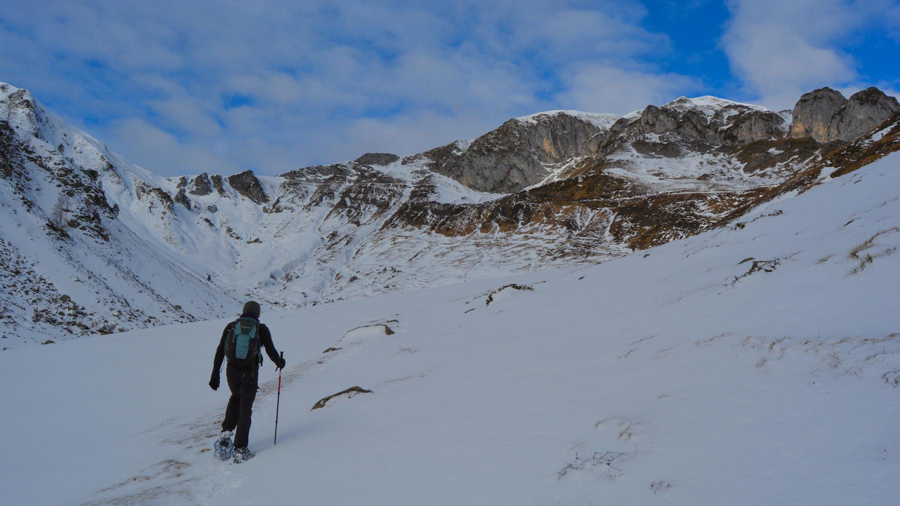 Ariège sous la neige, enfin ! 6