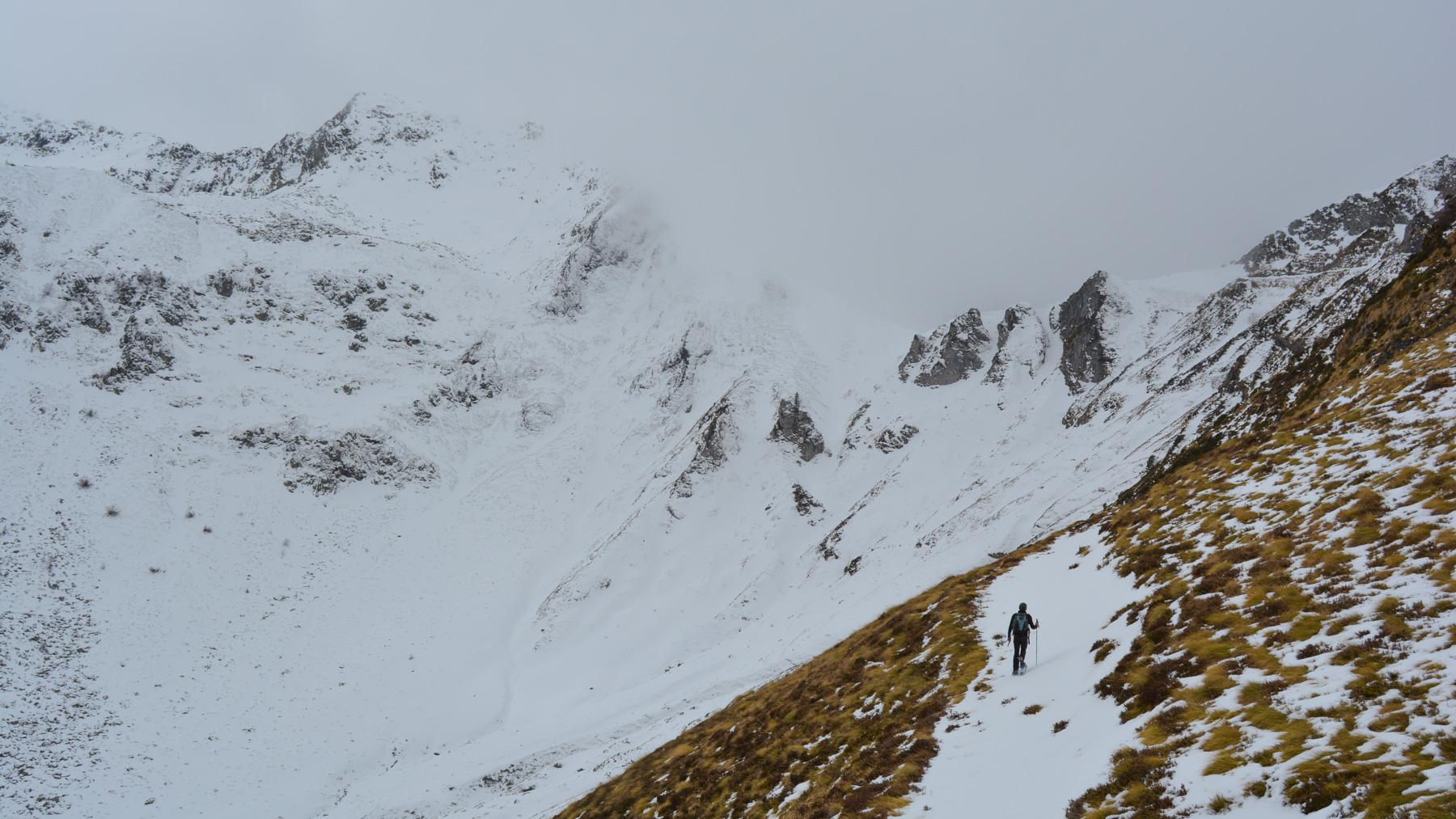 Ariège sous la neige, enfin ! 11