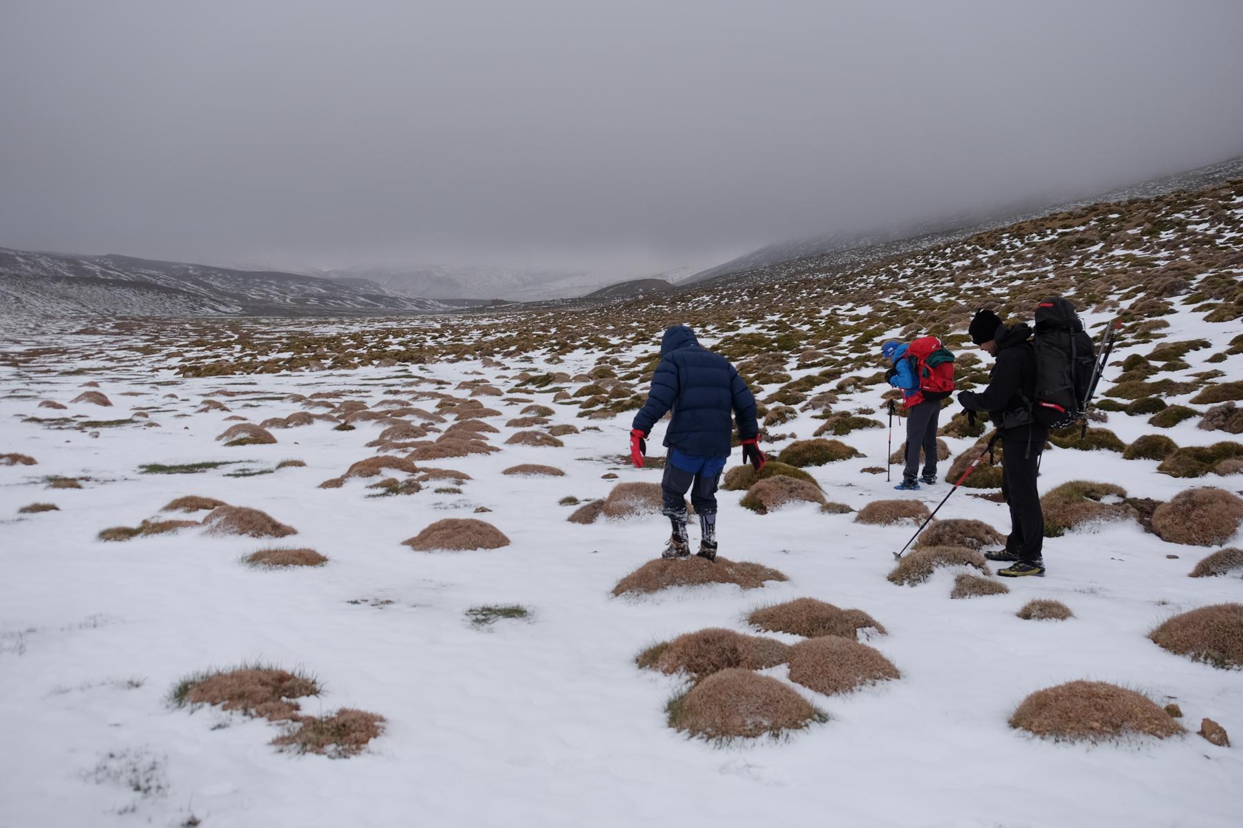 Jebel M'Goun, Ait Bouguemez, Maroc 29