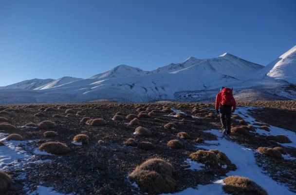Jebel M'Goun, Ait Bouguemez 2