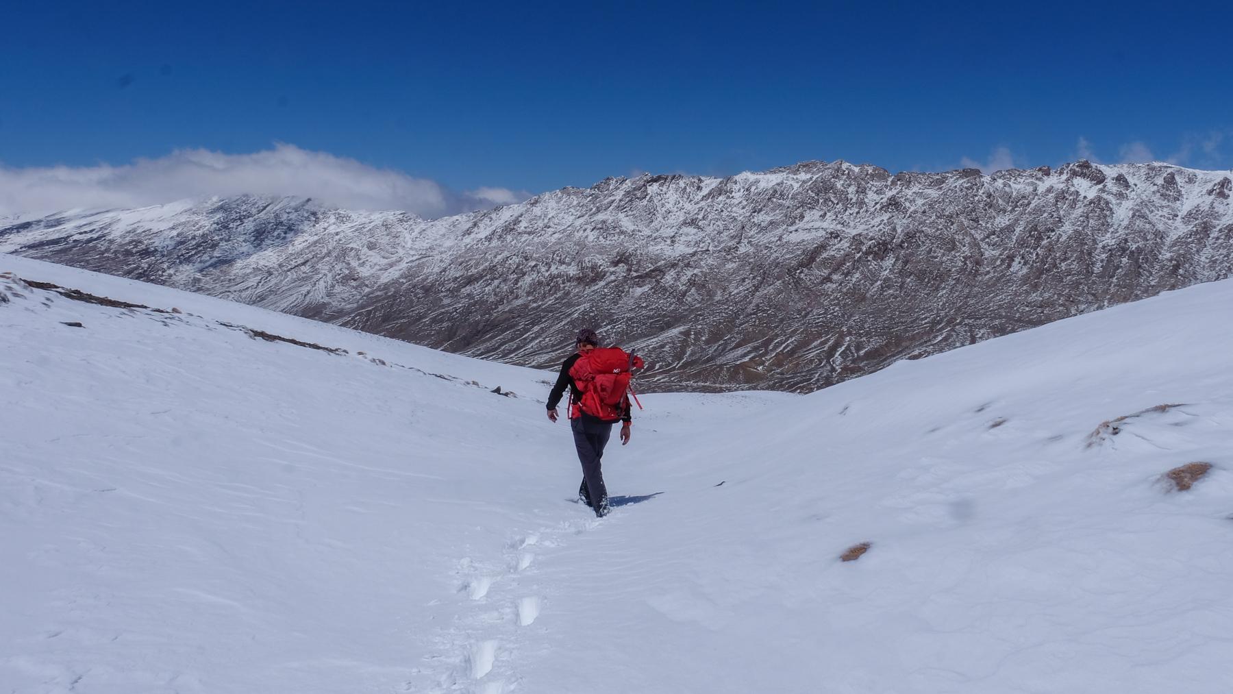 Jebel M'Goun, Ait Bouguemez, Maroc 47
