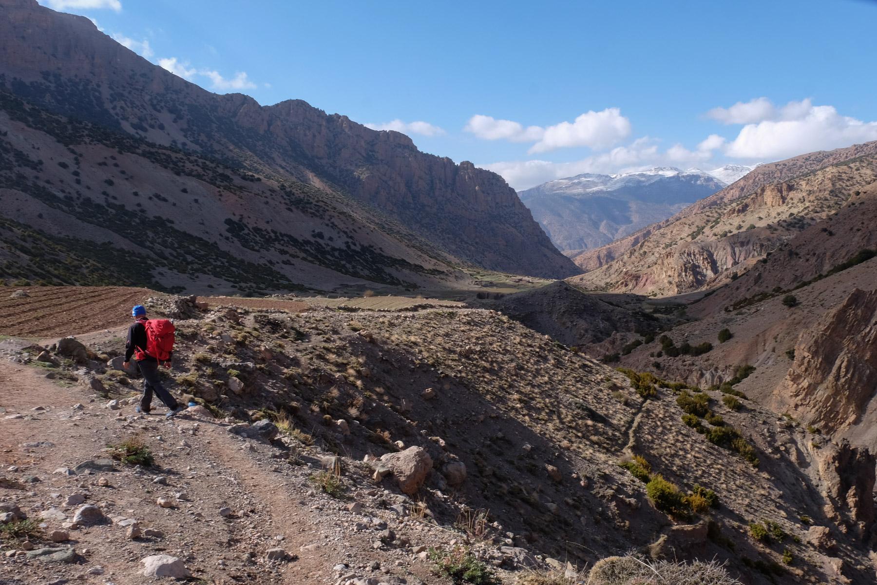 Jebel M'Goun, Ait Bouguemez, Maroc 62