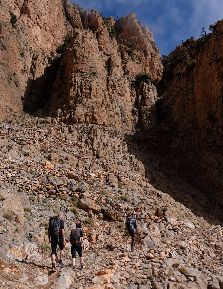 Tagoujimt n'Tsouyane, Taghia, Maroc 17